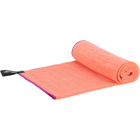 PackTowl Luxe Body Towel vivid coral